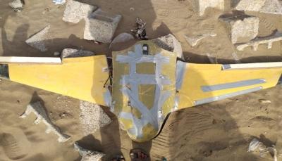 الحديدة: القوات الحكومية تسقط طائرة مسيرة للحوثيين في الدريهمي