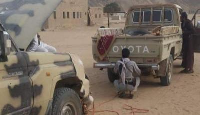 """الجوف: قتلى وأسرى حوثيون في عملية نوعية للجيش في """"خب الشعف"""""""