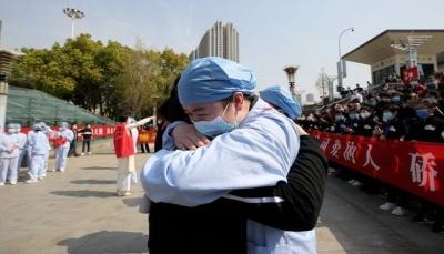 """الصين لم تسجل أي إصابات جديدة بفيروس """"كورونا"""" لأول مرة منذ تفشي الوباء"""