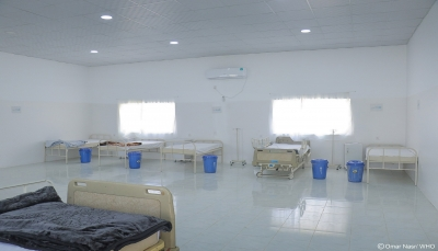 مسئول بمنظمة الصحة: نشعر بالقلق إزاء الوضع الصحي باليمن في ظل تفشي كورونا