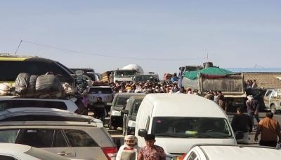 البيضاء: الحوثيون يواصلون احتجاز المسافرين في مدينة رداع في ظروف سيئة