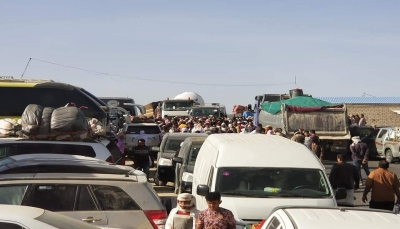 """مركز حقوقي يحذر من تفشي """"كورونا"""" بسبب احتجاز الحوثيين للمسافرين"""