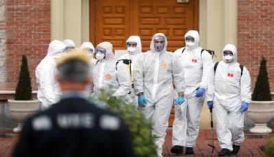 """""""كورونا"""" يحصد الأرواح.. 743 وفاة في يوم واحد بإيطاليا وبريطانيا تسجل 87 حالة"""