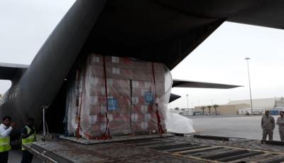 عدن: لجنة الطوارئ تعلن توزيع الشحنة الأولى من الإمدادات الطبية لمواجهة كورونا