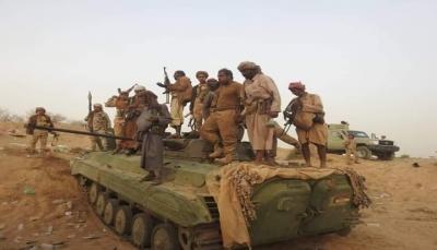 الجوف: قتلى وأسرى حوثيون في معارك عنيفة بمديرية خب الشعف