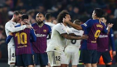 ريال مدريد وبرشلونة يعطلان صفقة تبادلية