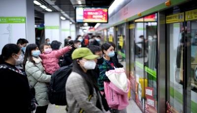 """الحياة الطبيعة تعود جزئياً إلى مدينة """"ووهان"""" بؤرة فيروس كورونا في الصين (صور)"""