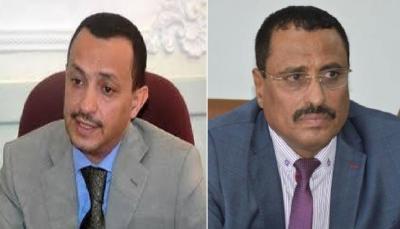 وزيرا النقل والخدمة المدنية يقدمان للرئيس هادي استقالتهما