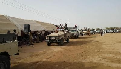 مأرب.. حشود قبلية لإسناد الجيش الوطني في مواجهة الحوثيين