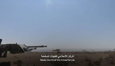 الجوف: قتلى وأسرى حوثيون وتدمير آليات في مواجهات شرق مدينة الحزم