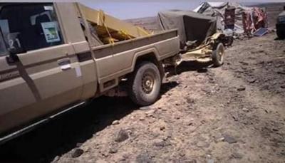لحج: موالون للإمارات ينهبون التعزيزات التي أرسلتها السعودية لدعم جبهة البيضاء