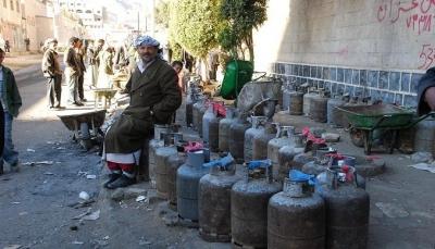 توجه حوثي جديد.. زكاة الفطر مقابل إسطوانة الغاز المنزلي بصنعاء