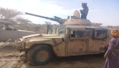 قتلى وجرحى حوثيين بينهم قيادي في معارك مع الجيش بمحافظة الجوف