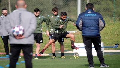 عودة التدريبات بدءا من الاثنين في إيطاليا لكن ماذا عن استئناف الدوري؟