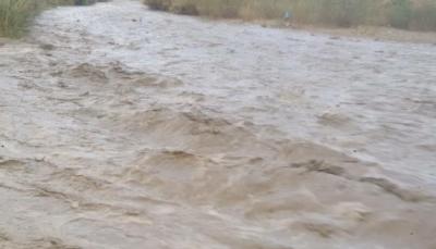 الحديدة: سيول الأمطار تودي بحياة 13 شخصًا وجرف عشرات المنازل