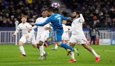 تحديد موعد مباراة يوفنتوس وليون في دوري أبطال أوروبا