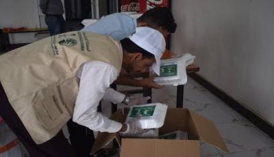 أنشطة رمضانية واجتماعية لأسر الأيتام في عدد من المحافظات اليمنية