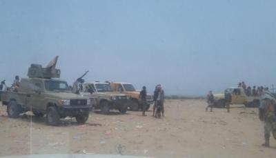 """أبين.. مليشيات الانتقالي تهاجم تعزيزات للجيش في """"المحفد"""" وتجدد المواجهات شرق زنجبار"""