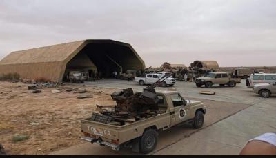 """ليبيا..ماذا تعني سيطرة """"الشرعية"""" على قاعدة """"الوطية"""" الجوية؟ وما الخطوة المقبلة؟"""