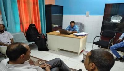 """الضالع: مكتب الصحة بقعطبة يوجه مناشدة عاجلة لمواجهة الأوبئة ويحذر من """"كارثة"""""""