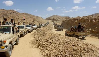 """البيضاء.. تعثر الوساطة بين الحوثيين وقبائل """"آل عواض"""" والمليشيا تدفع بتعزيزات عسكرية استعدادا ًلمواجهات مسلحة"""