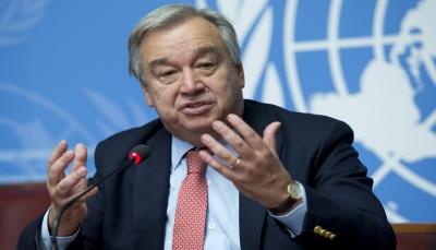 غوتيريش: اليمن يحتاج مساعدات بـ 2.4 مليار دولار حتى نهاية 2020