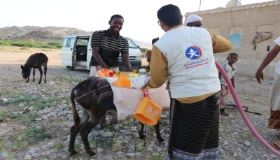 """حضرموت: ائتلاف الخير ينفذ حملة إغاثة عاجلة لمتضرري السيول بـ""""بروم"""""""