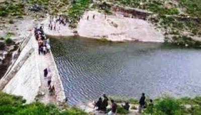 وفاة طالب جامعي غرقاً في سد مائي غرب إب