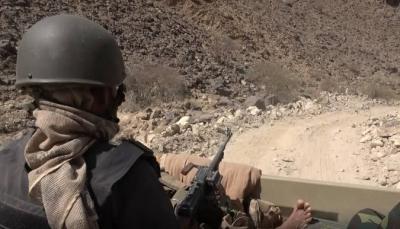 """مأرب: الجيش يعلن تحرير مواقع ومرتفعات في """"صرواح"""" والتحالف يدمر تعزيزات للميليشيات"""