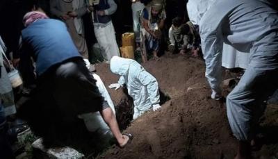 """""""صنعاء"""".. موتى بلا مقابر ومواطنون بلا حيلة موجعون بالفقدان وصعوبة الدفن (تقرير خاص)"""