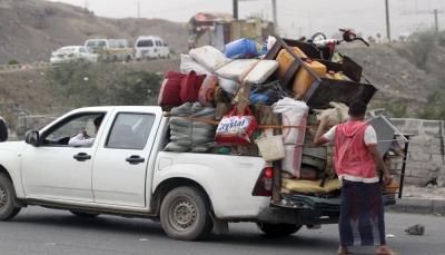 الهجرة الدولية: نزوح نحو 100 ألف يمني منذ مطلع العام الجاري جراء القتال وكورونا