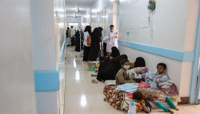 الصحة العالمية: أكثر من 230 ألف إصابة مشتبهه و84 وفاة بالكوليرا في اليمن خلال العام 2020م