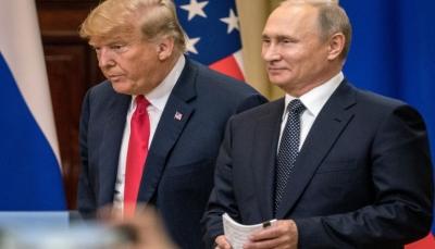 بوتين: المظاهرات في أمريكا مؤشر على وجود أزمة داخلية عميقة