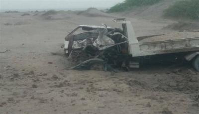 الحديدة: مقتل سائق شاحنة بانفجار لغم حوثي جنوب المدينة