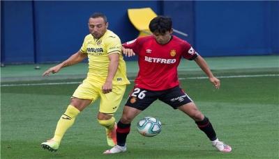 خيتافي يتعثر أمام ضيفة إسبانيول وفوز صعب لفياريال