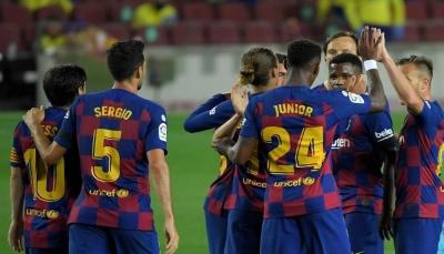 برشلونة لاستعادة التوازن والصدارة وريال مدريد للثأر
