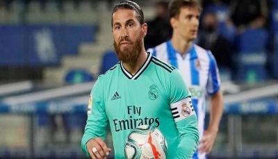 راموس وهازار يغيبان عن تدريبات ريال مدريد