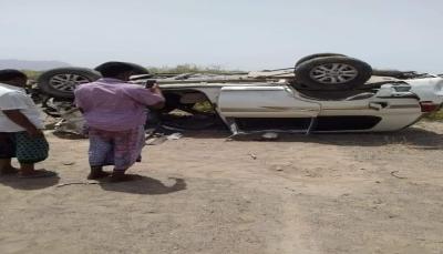 """وفاة نجل وزير الدفاع المختطف لدى الحوثيين """"الصبيحي"""" ومرافقه في حادث مروري"""