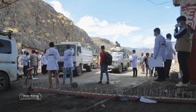 تعز: لجنة الطوارئ تعلن تسجيل 10 إصابات جديدة بكورونا