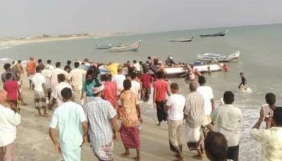 الحديدة: وصول 38 صيادا يمنيا كانوا محتجزين لدى إريتريا