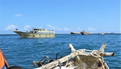 تقرير دولي يكشف: سفن ايرانية نفذت أكبر عمليات صيد غير قانوني بالعالم في المياه اليمنية