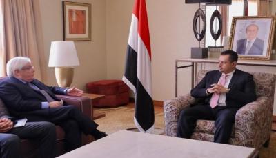 رئيس الوزراء: افتعال الحوثيين لأزمة الوقود محاولة للعودة إلى تهريب النفط الإيراني