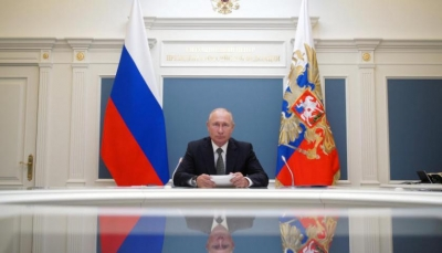 الروس يؤيدون تعديلات دستورية تتيح لبوتين البقاء في السلطة حتى 2036م