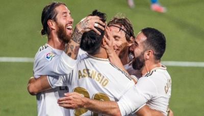 ريال مدريد يعزز صدارته بفوز صعب على خيتافي ويقترب من اللقب