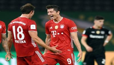 بايرن ميونيخ بطلاً لكأس ألمانيا للمرة الـ20 بعد تحقيقه لقب الدوري