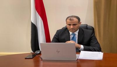 الحضرمي: انهيار خزان صافر سيؤدي إلى كارثة على اليمن والعالم
