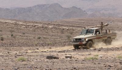 الجيش الوطني يعلن تحرير عددا من المواقع في هجوم خاطف شرقي صنعاء