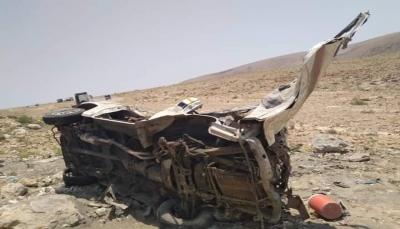 حضرموت: حادث مروري مروع يودي بحياة سبعة أشخاص