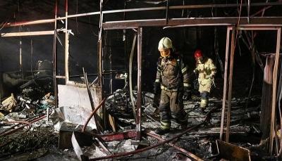 انفجار جديد في إيران يضرب أقدم محطة للطاقة بمدينة يقطنها مليونا شخص