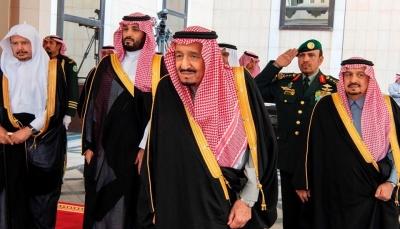 الديوان الملكي السعودي يعلن دخول الملك سلمان المستشفى للعلاج